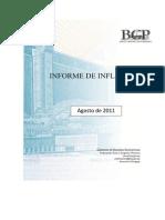 Informe de Inflación - Agosto de 2011 - BCP - PortalGuarani