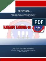 Proposal Karang Taruna 08