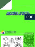 895279 Historia de La Bicicleta en Power Point
