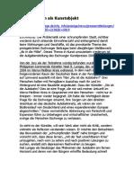 Article on Gene's Works Eschwege Germany)