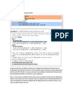 Authenticacion de Protocolo Eigrp y Ospf