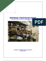 Historia de La Cocina