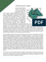 Anexion de Chiapas a Mexico