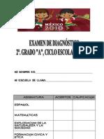 examendediagnostico2grado-100901155757-phpapp01