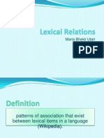 Semantics Presentation