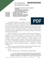 DECISÃO TRIBUNAL REGIONAL FEDERAL DA PRIMEIRA REGIÃO - FENAM X SDE