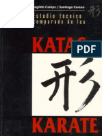 Estudo Técnico Comparado Dos Katas Do Karate