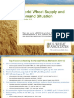 World Wheat Supply_Demand Presentation