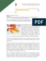 Tecnicas Motivacion Artes Plasticas[1]
