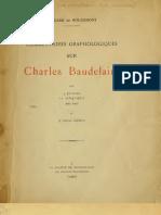 Commentaires Graphologiques Sur Baudelaire