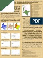 Análisis de la correspondencia entre la jurisdicción de las Corporaciones Autónomas Regionales y de Desarrollo Sostenible y los criterios que definen su naturaleza jurídica