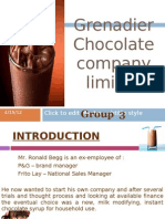 Grenadier Chocolate Company