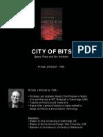 City of Bits Presentation