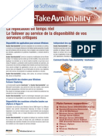 Availability Datasheet Fr
