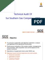 SSGC Checklist Power Point Presentation