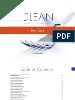 Clean Recipes[1]