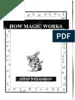 David Williamson - How Magic Works