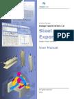 Steel+Expert EC - desenho de estruturas metálicas