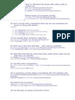 10 regras de inglês 04 - Cambridge