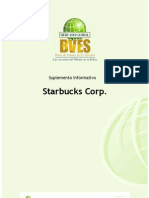 Starbucks Corp- Suplemento