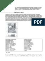 Arquitectura de Equipos y Sistemas cos - Placa Base de Un Ordenador (Apuntes)