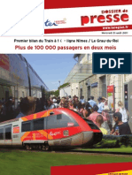 Bilan du Train à 1 Euros