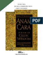 Anam Cara El Libro de La Sabiduria Celta