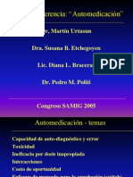 Automedicacion Samig 2005