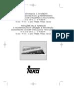 Manual Cocina Teka