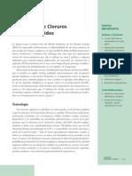 III - as Cloruros Organicos Solidos