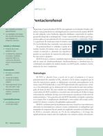 Vii - Pentaclorofenol