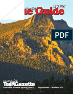 Estes Park Home Guide - September - October, 2011 Edition