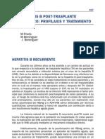 Capitulo Xlvi - Hepatitis, Profilixis y Tratamiento