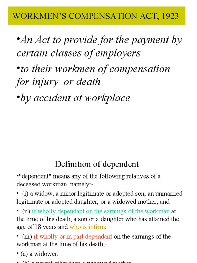 workmen compensation Workers' compensation insurance from nationwide protects your employees and  company  workers compensation insurance, also known as workman's comp.
