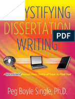 Ebooksclub.org Demystifying Dissertation Writing a Streamlined Process From Choice of Topic to Final Text