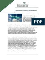 Artigo - A importância dos cenários futuros no processo de decisão empresarial