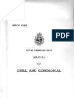 Manual download and canadian pdf drill forces ceremonial of