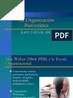 Admon Básica- Burocracia