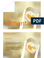 Alimental - Plan Marketing