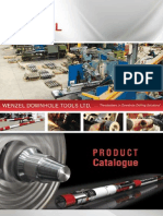 Wenzel Product Catalogue