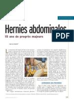Hernies Abdominales