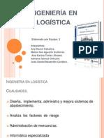 Ingeniería en logística expo1