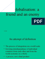 Global is at Ion Friend and Enemy