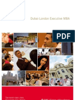 Dubai London Mba