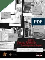 Verizon Data Breach 2011