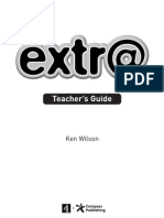 Extra English Teacher's Guide 1-15