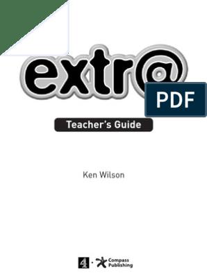 Extra English Teacher's Guide 1-15 | Sherlock Holmes