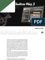 Guitar Rig 3 Manual Spanish