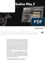 Guitar Rig 3 Manual Spanish