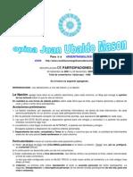 Opina Juan Ubaldo Mason Al 16 09 2011